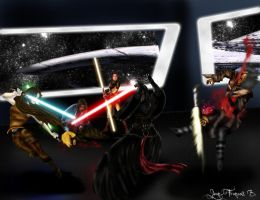 The hunt for Darth Revan by Jeff-Destroy