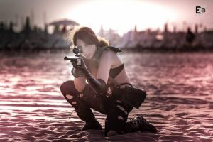 MGS TPP - Quiet by LadyDaniela89