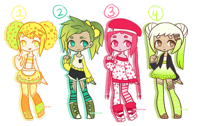 { fruity adopts } { CLOSED } by hello-planet-chan