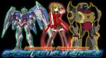 Banner 2nd Arc light version by halconfenix