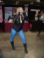 CCEE 2015 Black Canary by QTZephyr