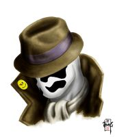 Rorschach by tanggod
