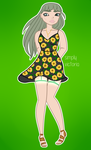 sunflower by simplyvictoriax