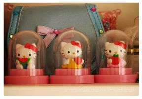 Hello Kitty Triplets by Stasia99