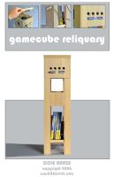 Gamecube Reliquary 3 by Cmr8286