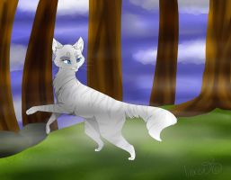 Silverstream by liracal