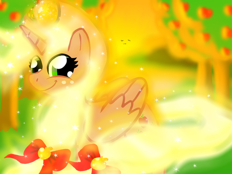 Princesses of Harmony: Applejack by KHough