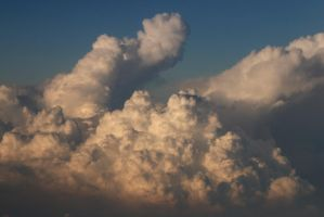 Over the clouds Stock 18 by Malleni-Stock