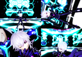 [MMD Elsword] Outer Science (Link to Video) by Sallaria