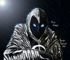 Moon Knight by Enigmawriter