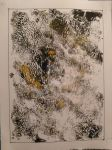 Monotype #17 (Ghost Print) by sksuijilil