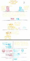 THIS COMIC CONTAINS MEGAMAN OCS AND PUNS by Crimson-Camisole