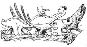 Land Before Time by Eruresto