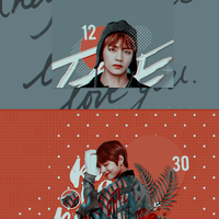 #happytaehyungday by itsvenue