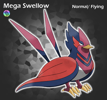 Fake Mega Swellow by Marix20