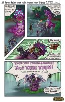 League of Legends -- Baron Just wants Friends by Nyanfood