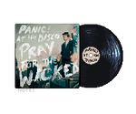 {F2U} Panic! At The Disco - PFTW vinyl black by NoteS28
