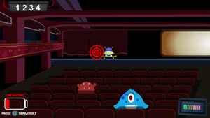 Cartoony Shooter (Ghostbusters inspired) by Sylphiren