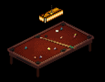 Pool Table by lenstu82