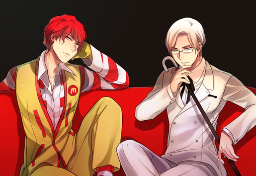 So Finger Lickin Good I'm Lovin' it by Cioccolatodorima