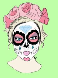 Day of the Dead 1 by SkeletonAlex