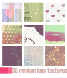 icon textures 004 by obscene-bunny