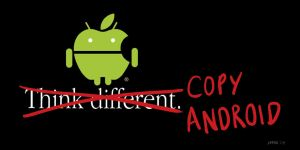 Apple Copies Android by gaudog