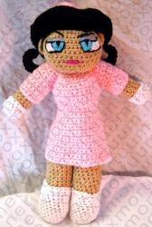 Dr Girlfriend Tribute Doll by voxmortuum