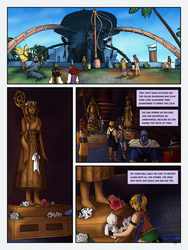 Guardian: Page 210 by DippyWerewolf