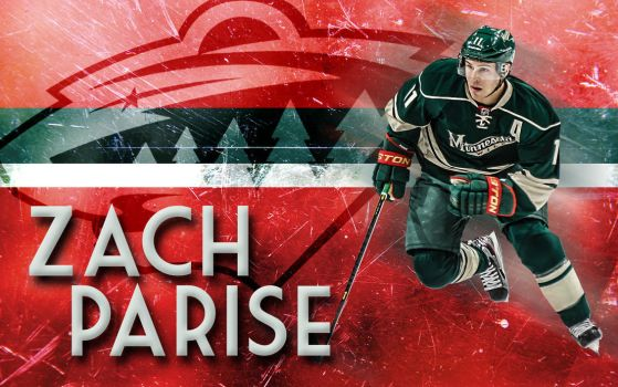 Zach Parise Wallpaper #2 by MeganL125