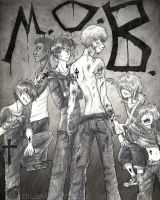 The Mob by Alrathi