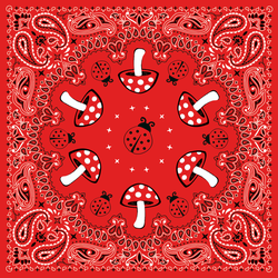 Red Bandana by KRSdeviations