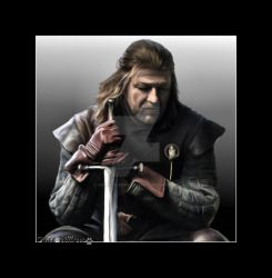 Ned Stark by admin-fadewillow