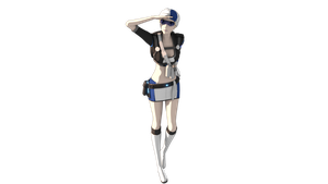 2525: Desert Ren Experiment (2) by Shadow-Corp