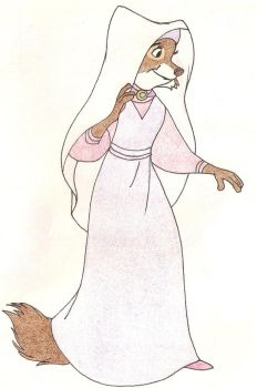 MAID MARIAN 2 by FERNL