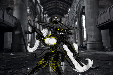 E.Y.E. divine cybermancy and anteaters by Uriil