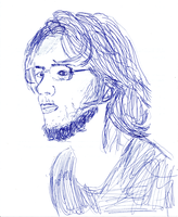 Andrew - side view by f1f1s