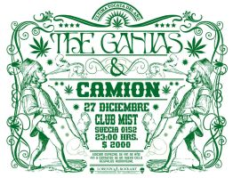 the ganjas + camion by lobenzo
