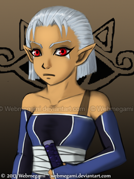 Young Impa by Webmegami