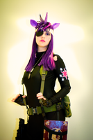 Matsuricon My Little Pony Future Twilight Sparkle by Swoz