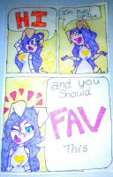 Mistavia Syrithe comic  by kittypicles221