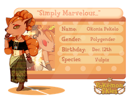 PKMNS: Simply Marvelous... by PAMACIDE