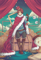 Prince of Thieves by Gasara