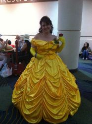 Megacon 2013: Belle by the-iron-sea