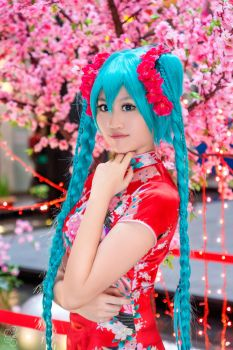 CNY Miku 01 by DreamingAshley
