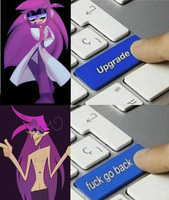 SOMEONE HAD TO DO IT by The-Ink-Demon