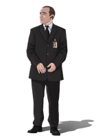 Phil Coulson by Lightning-Stroke
