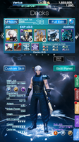 My updated mobius final fantasy avatar by kingdomheartsventus7