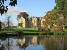 Wakehurst Mansion by Citysnaps