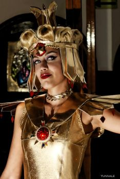 Sailor Galaxia 2012 by Yunnale